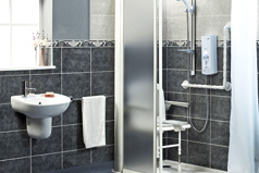 Wet Rooms designed and installed